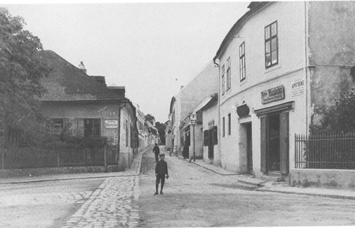 4CITIES Heiligenstadt Probusgasse 1898