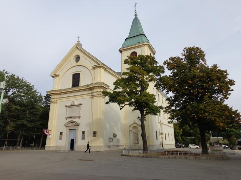 4CITIES Josefskirche Kahlenberg